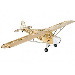 "Piper J-3 Cub Balsa Wood RC Airplane Laser Cut Kit 1800mm (70"")"