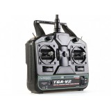 Turnigy T6A-V2 AFHDS Mode 2 2.4GHz 6Ch Transmitter w/Receiver
