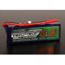Turnigy nano-tech 6000mah 2S 25~50C Lipo Pack
