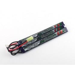 Turnigy nano-tech 1300mah 3S 25~50C Lipo AIRSOFT Pack
