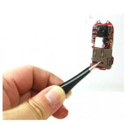 1080P Smallest video audio mini spy camera HD micro hidden camera recorder DVR