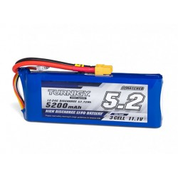 Turnigy High Capacity 5200mAh 3S 12C Lipo Pack w/XT60
