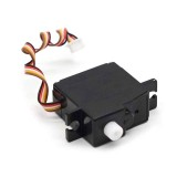 A949-28 Metal Gear Plastic Servo for Wltoys 1/18 RC Car Spare Parts