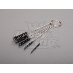 Rigid Cleaning brush set (5 pcs)