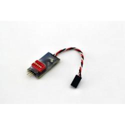 Timer for electric motorglider