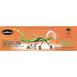 JAVELIN KIT Free Flight Model Airplane (610 mm)