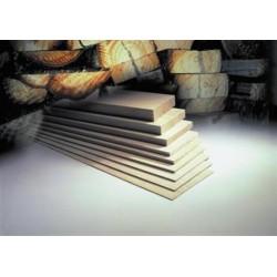 Balsa sheet 15 x 100 x 1000 mm