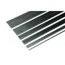 Carbon Fiber ravna traka 15 x 3 x 1000 mm