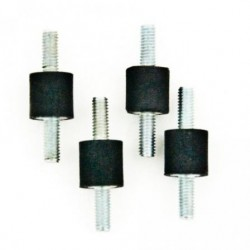 Vibration Absorbers Rubber M4