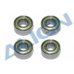 Ball Bearings D11 x d5 x 5 mm (4 pcs) T-REX 450