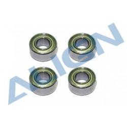 Ball Bearings D8 x d3 x 4 mm (4 pcs) T-REX 450
