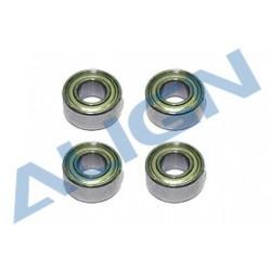 Ball Bearings D8 x d3 x 3 mm (4 pcs) T-REX 450