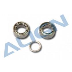 Ball Bearings D7 x d4 x 2.5 mm (2 pcs) T-REX 450