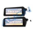 Flybar Paddle T-REX 500