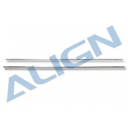 Flybar Rod 440 mm (2 pcs) T-REX 600