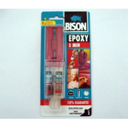 Bison Epoxy Rapid adhesive 24 ml