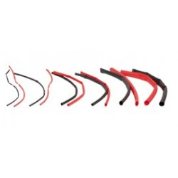 Heat shrink tubing D3.2 mm Red (1 m)