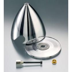 Aluminium Spinner 57 mm