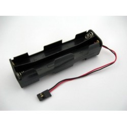 Transmitter Support for 8 AA Battery with Lead