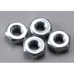 Hex nut M2.5 (10 pcs)