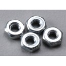 Hex nut M4 (10 pcs)