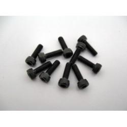 Hex socket screw M2.5 x 8 mm (10 pcs)