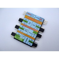 Programe Card for FLY PRO Series Speed Controllers