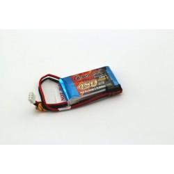 GENS ACE Li-Po 2S 7.4 V/ 450 mA/ 25C