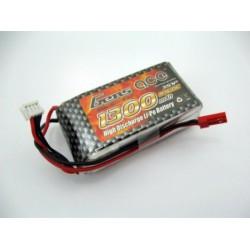 GENS ACE LiPo Battery 11.1 V/ 1300 mA/ 25C