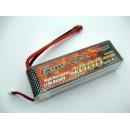 GENS ACE LiPo Battery 14.8 V/ 4000 mA/ 25C