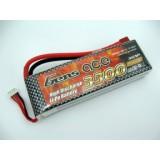 GENS ACE LiPo Battery 11.1 V/ 3300 mA/ 25C