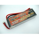 GENS ACE LiPo Battery 11.1 V/ 4000 mA/ 25C