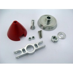 Spinner + Propeller coupling DIAMOND 2500