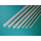 Fir rectangular strip 8 x 8 x 1000 mm