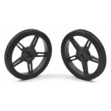 Pololu Wheel D60 x 8 mm Black (2 pcs)