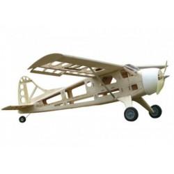 BEAVER DHC2 V2 Model Airplane Building Kit