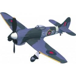 HAWKER TEMPEST MK5 KIT Free Flight Model Glider