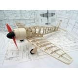 HAWKER SEAFURY FB11 KIT Free Flight Model Airplane