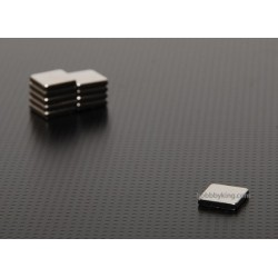 Strong Rare-earth Magnets (10 pcs)