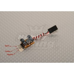 Turnigy Voltage Booster for Servo & Rx (1S to 5V/ 1A)