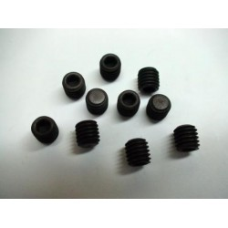 Threaded pin M3 x 4 mm (10 pcs)