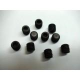 Threaded pin M5 x 5 mm (10 pcs)