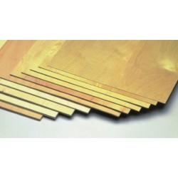 Birch Plywood 0.6 x 600 x 1200 mm (3 layers)