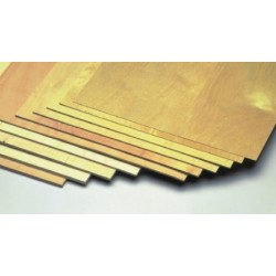 Birch Plywood 1 x 300 x 600 mm (3 layers)
