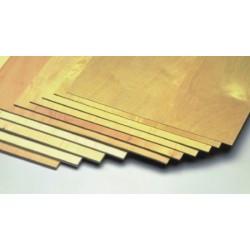 Birch Plywood 1.5 x 300 x 600 mm (3 layers)