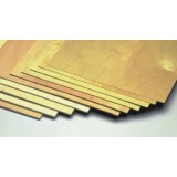 Birch Plywood 3 x 300 x 600 mm (4 layers)