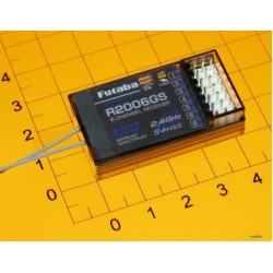 Receiver Futaba R2006GS 2.4GHz FH/S-FHSS