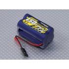 Turnigy LSD 4.8V/ 2300mA NiMH Receiver Pack Square