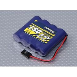 Turnigy LSD 4.8V/ 2300mA NiMH Receiver Pack Flat