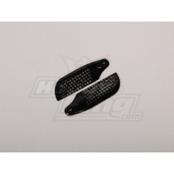 Carbon Fiber Tail Blades 58 mm (2 pcs)